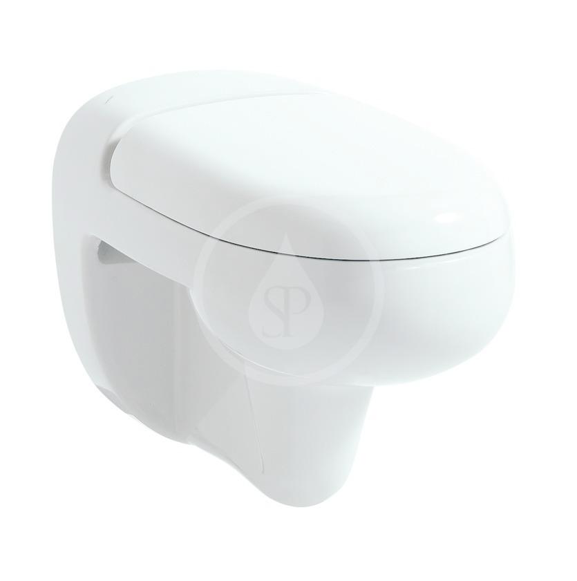Laufen Florakids Závěsné WC, 520x310 mm, bílá H8200310000001