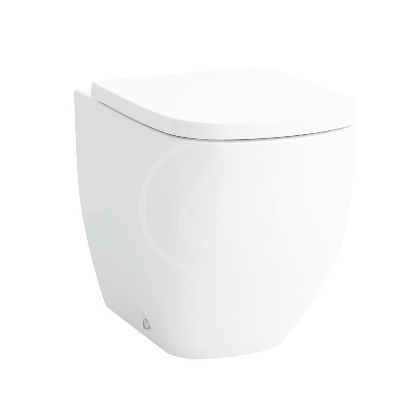 Laufen Palomba Collection Stojící klozet 360x560 mm, s LCC, bílá H8238064000001