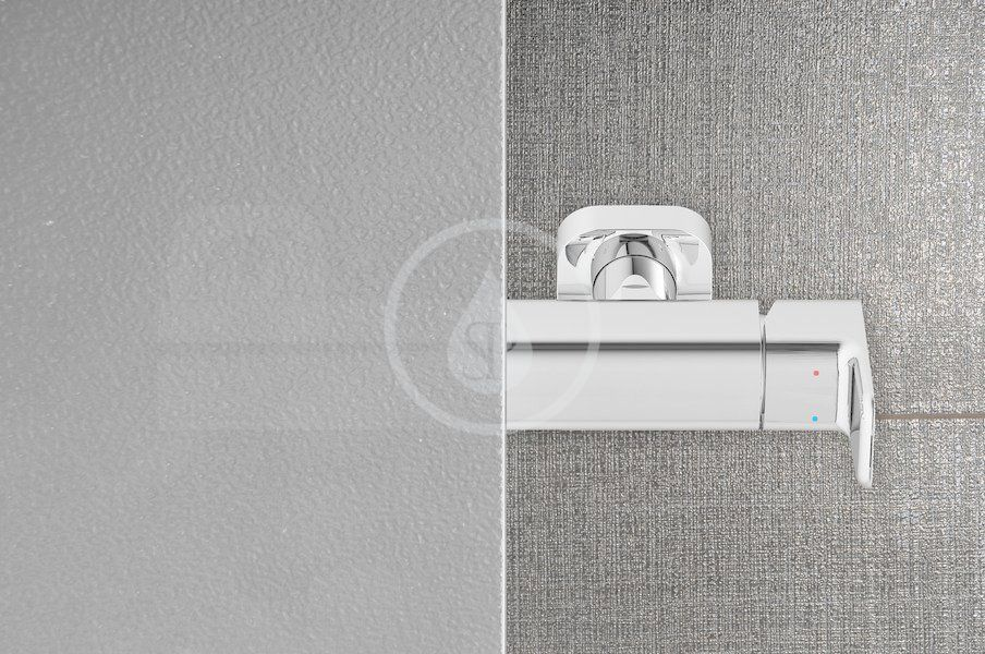 RAVAK - Blix Sprchové dveře dvoudílné BLDP2-100, 970-1010 mm, satin/sklo Grape (0PVA0U00ZG)