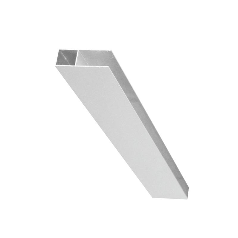 MEREO Nastav. boční profil pro kouty a dveře Novea,CK101-10411ZL/P,CK101-10303Z,CK70101Z,20-40mm, chromALU CKND250Z