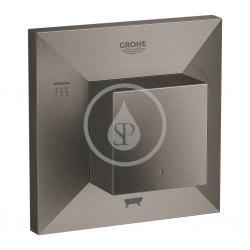 GROHE - Allure Brilliant Pěticestný ventil, kartáčovaný Hard Graphite (19798AL0)