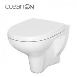CERSANIT - ZÁVĚSNÁ WC MÍSA ARTECO NEW CLEAN ON + SEDÁTKO (S701-178)
