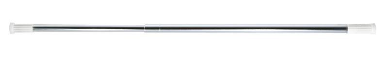 HOPA Tyč sprchového závěsu chrom Rozměry tyčí sprchových závěsů 140 – 260 cm KD02100234
