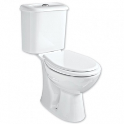 HOPA - WC kombi CARMINA - spodní odpad - WC sedátko - Sedátko - polypropylen (OLKGCA02KLZ02M+OLKGYM00PLS05)