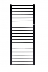 HOPA - Koupelnový radiátor PIKO - Radiátory - Barevné provedení HL - Skupina barev [1], Připojení radiátoru - Spodní připojení, Rozměr radiátoru HL - 630 × 1679 mm, výkon 839 W (RADPIK6017.)