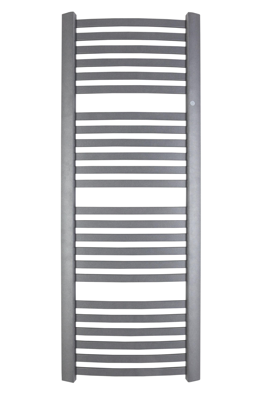 HOPA Koupelnový radiátor RETTO Barva radiátoru C12 graphite, Připojení radiátoru Spodní připojení, R