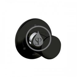 KLUDI - Balance Třícestný ventil pod omítku, vrchní díl, černá mat (528468775)
