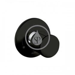 KLUDI - Balance Dvoucestný ventil pod omítku, vrchní díl, černá mat (528478775)