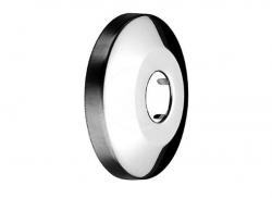 SCHELL - Rohové ventily Posuvná rozeta průměr 65 mm, nerez (624700699)