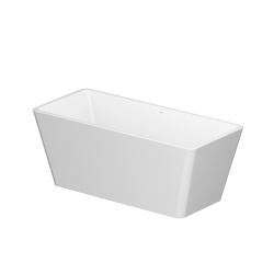 CERSANIT - Volně stojící akrylátová vana CREA 162X72 (S301-299)