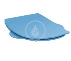 IDEAL STANDARD - Contour 21 WC dětské sedátko, modrá (S453636)