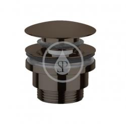 PAFFONI - Light Exclusive Edition Uzavíratelná umyvadlová výpusť, černý nikl (ZSCA050NKN)