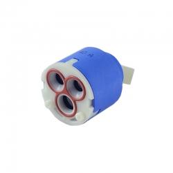 MEREO - Kartuš pro pákovou, nástěnou baterii pro nízkotlaké ohřívače  019-031, 35 mm (CB401HA)