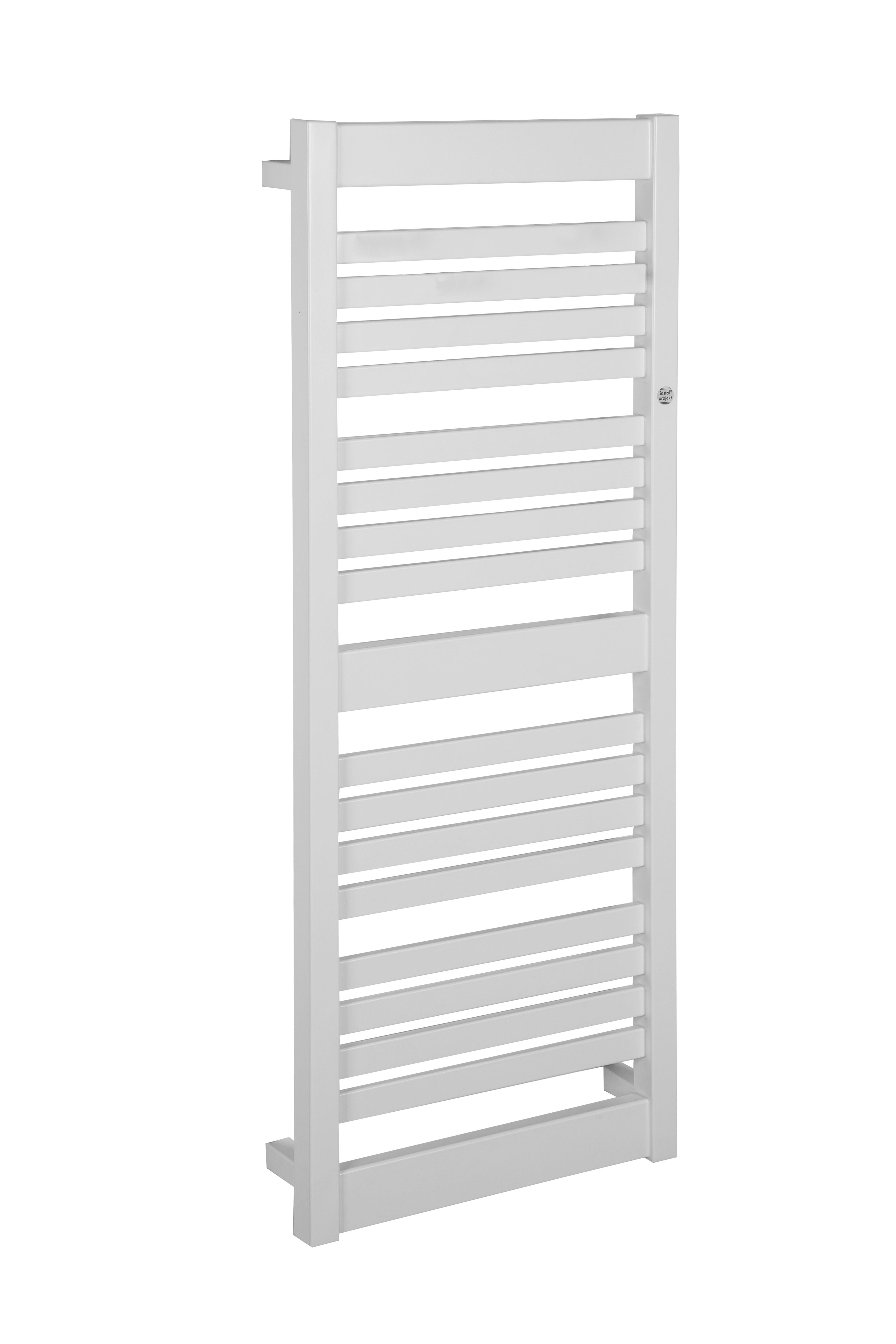 HOPA Koupelnový radiátor FRAME SLIM Barva radiátoru Bílá, Rozměr radiátoru HL 400 × 1078 mm, výkon 418 W RADFRAS401134