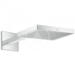 AXOR - ShowerCollection Horní sprcha se sprchovým ramenem 24 x 24 cm, chrom (10925000)