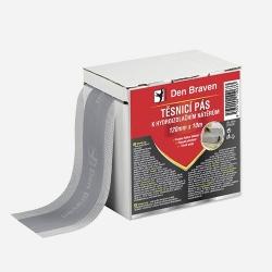 DEN BRAVEN - Těsnící pás profi 120mm x50m pro tekutou lepenku S-T8, DenBraven CH0307 (CH0307)