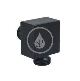 PAFFONI Level Sprchové kolínko, matná černá ZACC238NO