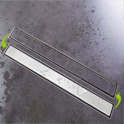 STACATO - VIGGY sprchový nerezový žlab s roštem 500mm (VI580)