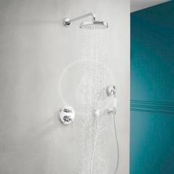 AXOR - Carlton Hlavová sprcha, průměr 240 mm, chrom (28474000), fotografie 2/2