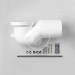 Laufen - Příslušenství Odpadní koleno 105 mm (H8990270000001)
