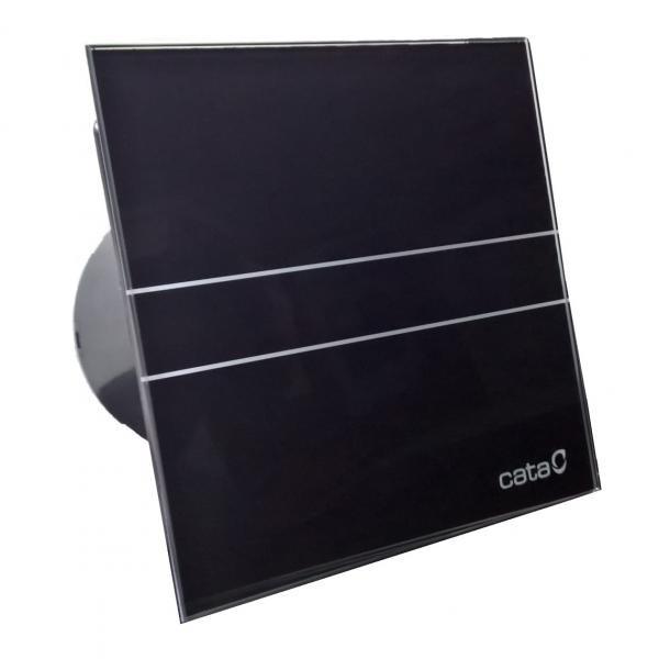 HOPA Axiální ventilátory na zeď či do stropu E100 GB, sklo černé CATA00900402