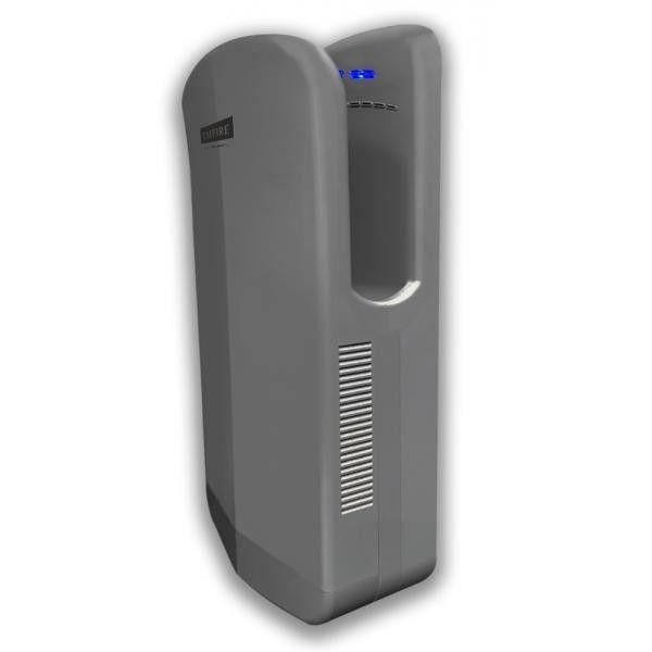 HOPA - EMPIRE X DRY AUTOMATIC tryskový osoušeč ABS plast, stříbrný (CATA9854)