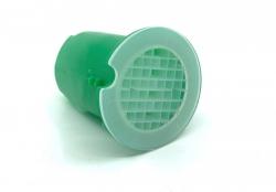 Zpomalovač vody do WC mísy CLEAN ON se sítkem (K99-0221) - CERSANIT