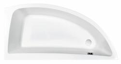 CERSANIT - VANA NANO PRAVÁ 150X75 cm, bez nožiček (S301-063) 2. jakost