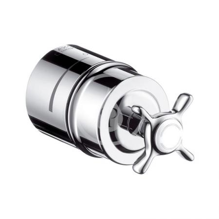 AXOR - Montreux Fixfit Stop, uzavírací ventil, chrom (16882000)