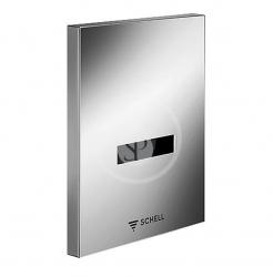 SCHELL - Compact II Infračervený splachovač pisoáru EDITION E, bateriový provoz, chrom (028060699)