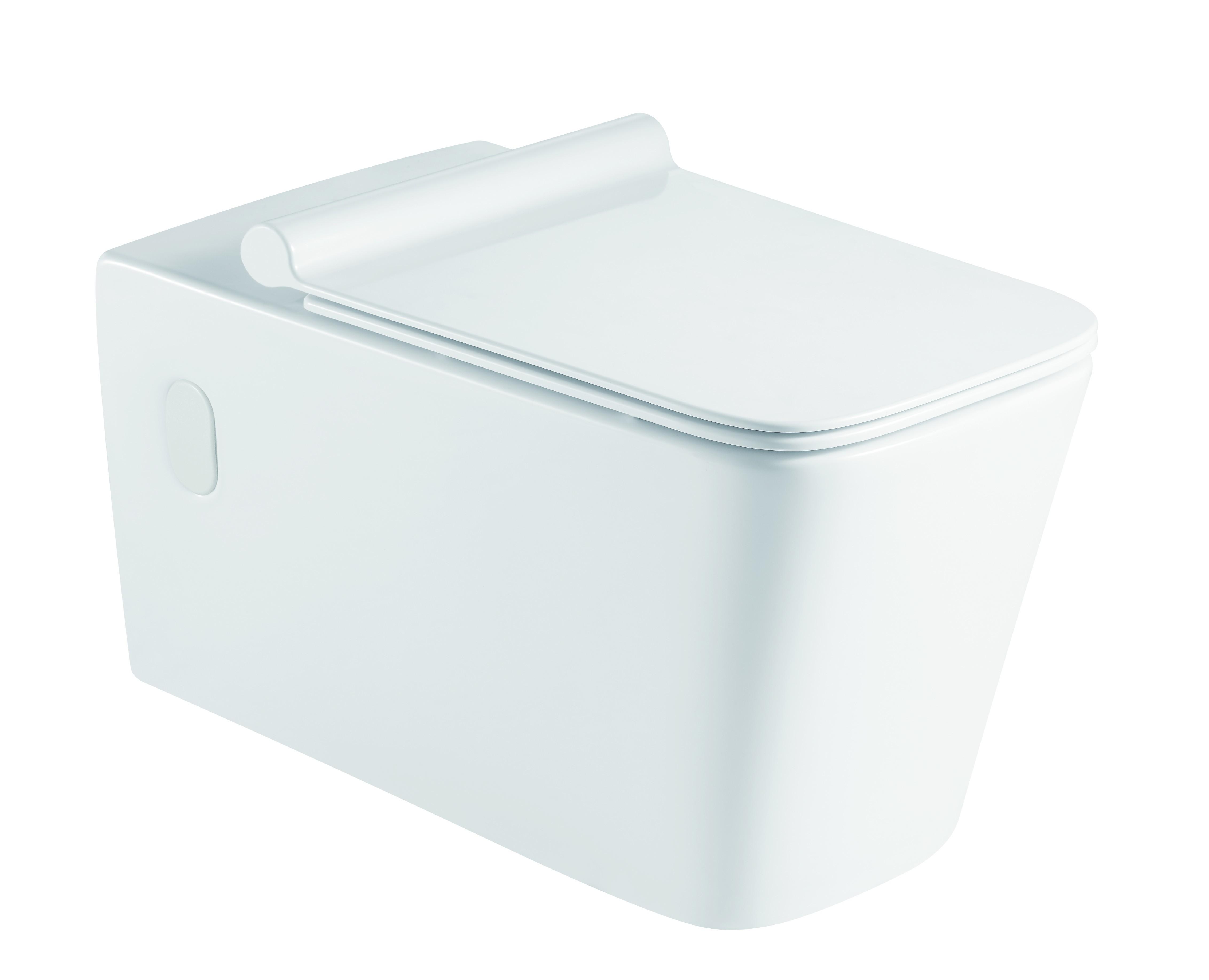HOPA Závěsné WC ORLO II. RIMLESS se SLIM sedátkem Soft-close OLKLT003ER