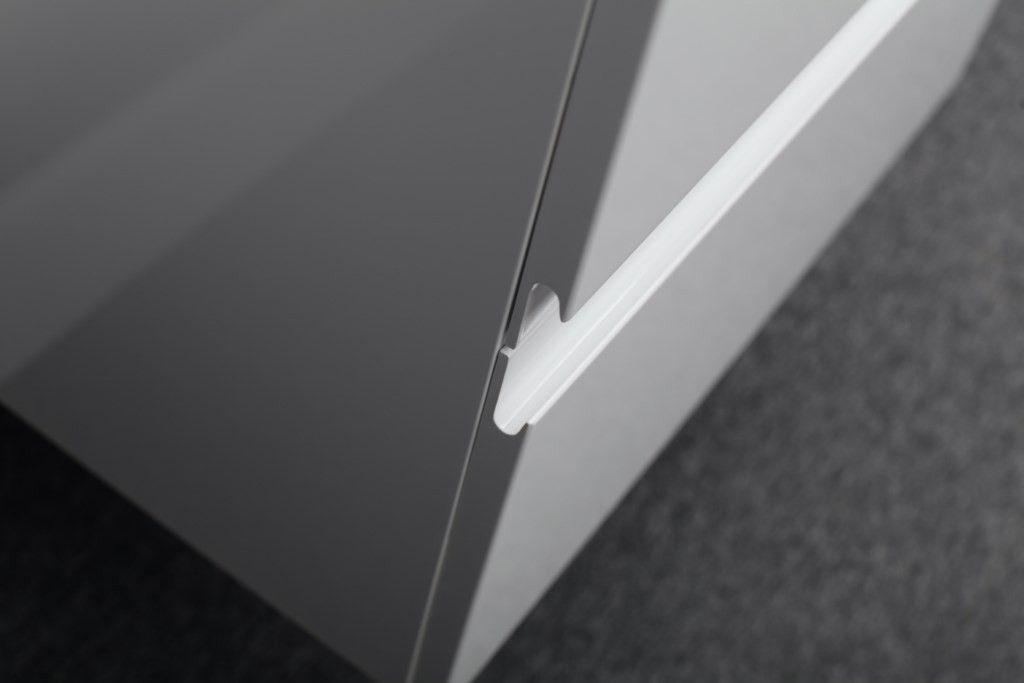 HOPA - Skříňka s umyvadlem VENECIA 50/60 - Rozměr A - 49 cm, Rozměr B - 38 cm, Rozměr C - 55 cm (OLKWE150+OLNWE150)