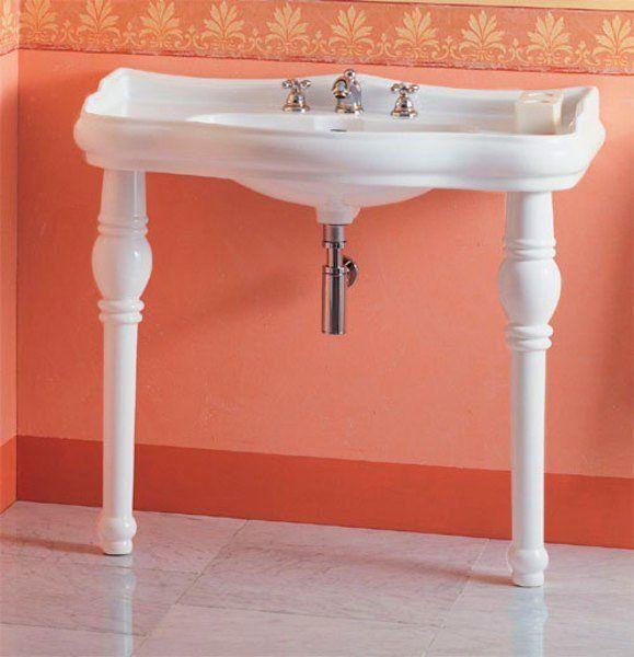 KERASAN - RETRO keramické umyvadlo 100x54,5cm (105001)
