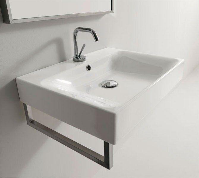 KERASAN - CENTO keramické umyvadlo 50x45cm (353001)
