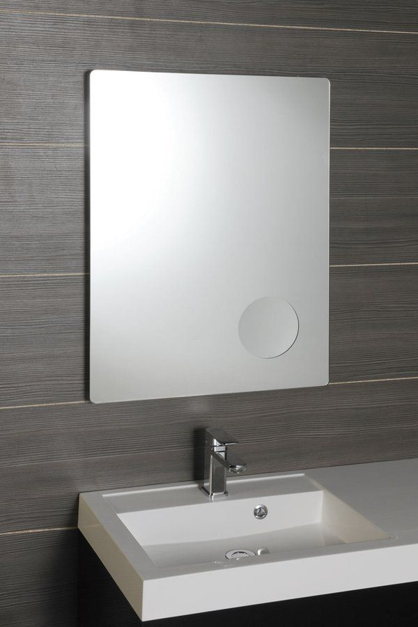SAPHO - COSMETICO zrcadlo 600x800mm, kosmetické zrcátko (MIR2)