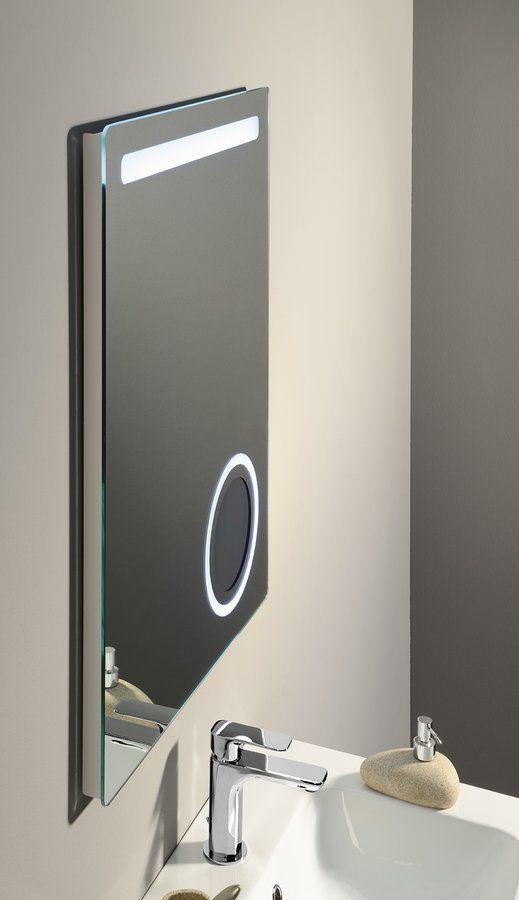SAPHO - ASTRO LED podsvícené zrcadlo 600x800mm, kosmetické zrcátko (MIRL2)