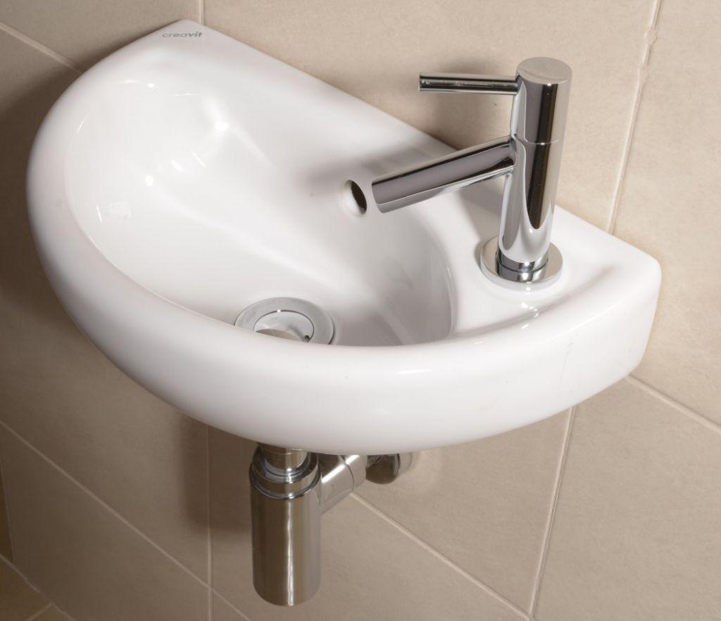 AQUALINE - OVAL keramické umývátko 39x23cm (TP040)