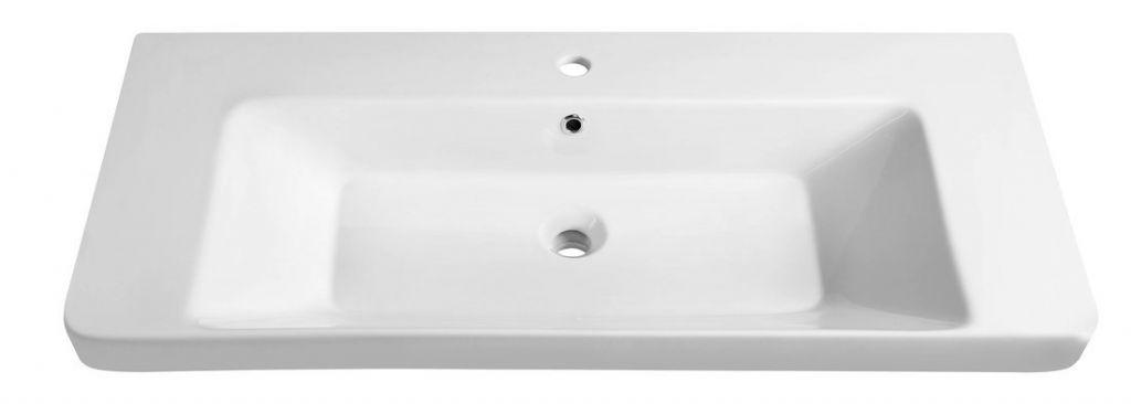 SAPHO - THALIE 105 nábytkové umyvadlo 105x46 cm (TH11105)