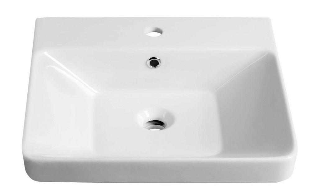 SAPHO - THALIE 50 nábytkové umyvadlo 50x46 cm (TH11050)