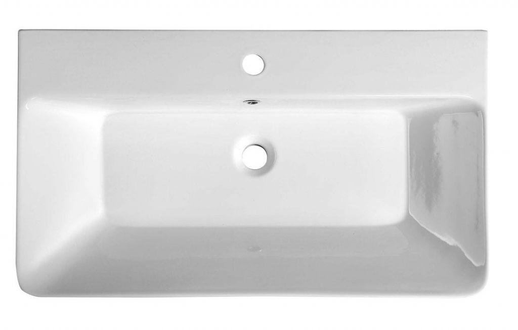 SAPHO - THALIE 80 nábytkové umyvadlo 80x46 cm (TH11080)