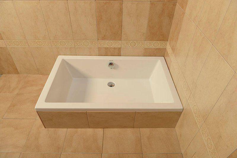 POLYSAN - DEEP hluboká sprchová vanička, obdélník 120x90x26cm, bílá (72383)