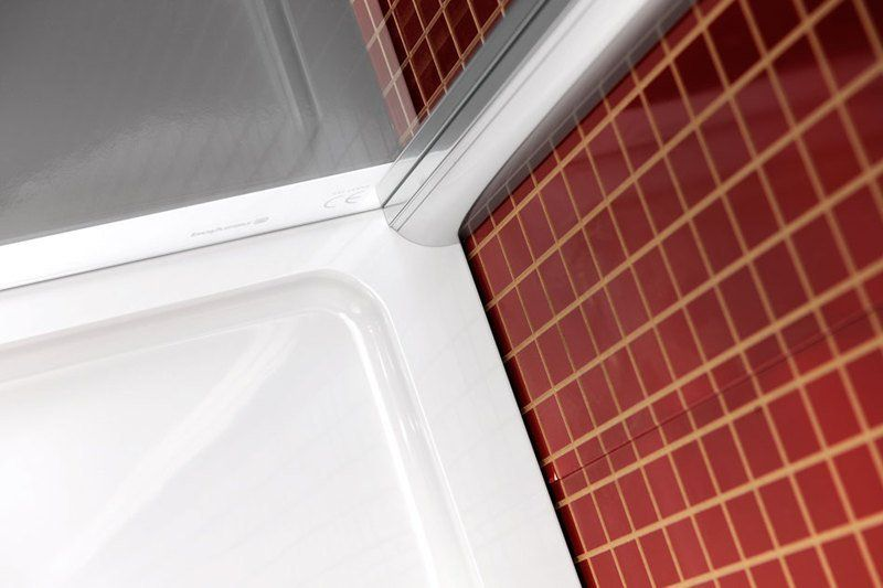 POLYSAN - LUCIS LINE čtvrtkruhová sprchová zástěna, 1000x1000mm, R550, čiré sklo (DL3015)