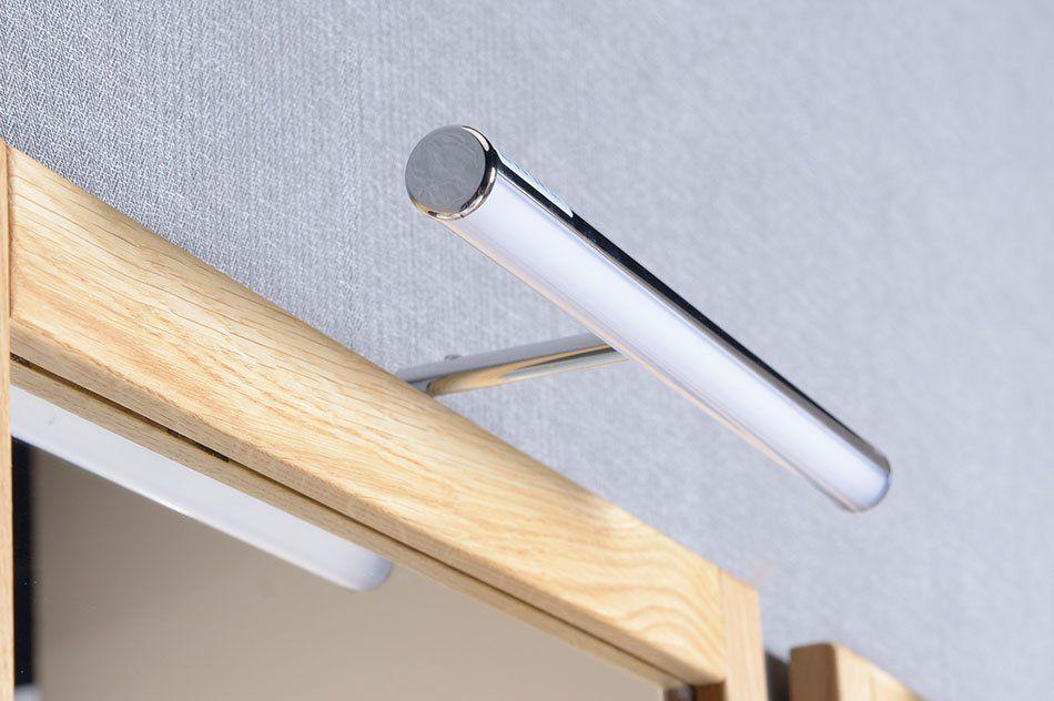 SAPHO - IRENE LED svítidlo, 6W, 286x100x25mm, chrom (25861CI)