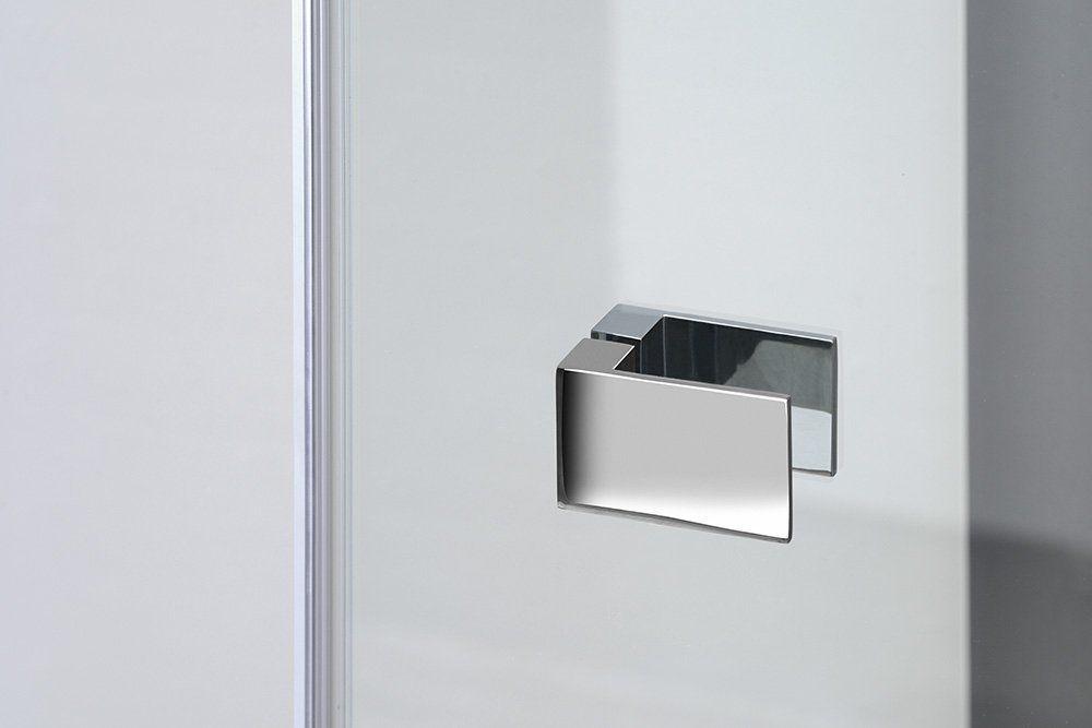 POLYSAN - FORTIS LINE sprchové dveře do niky 1100mm, čiré sklo, pravé (FL1411R)