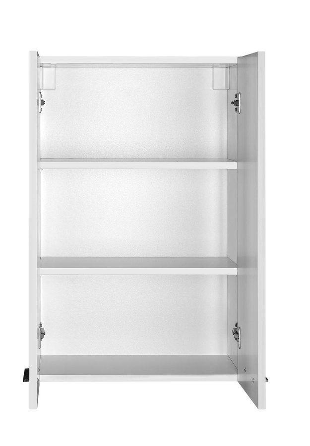 AQUALINE - ZOJA/KERAMIA FRESH skříňka horní 50x76x23cm, bílá (51302)