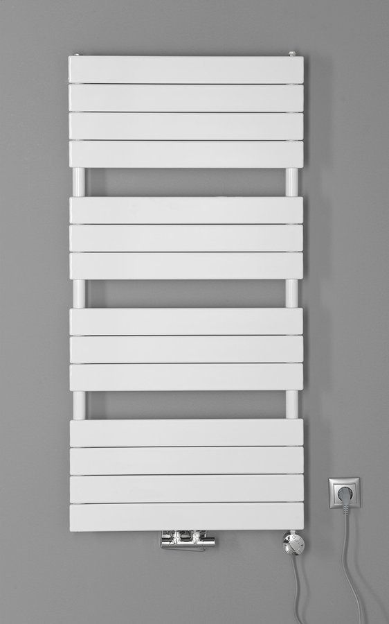 AQUALINE - BONDI otopné těleso 600x1222mm, bílá (DC420T)