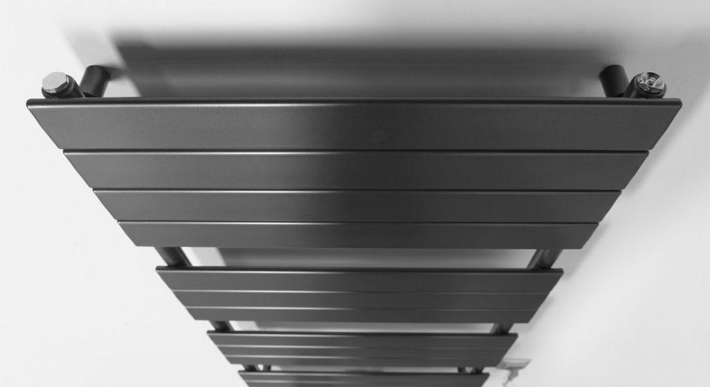 AQUALINE - BONDI otopné těleso 600x1222mm, Antracit (DC425T)
