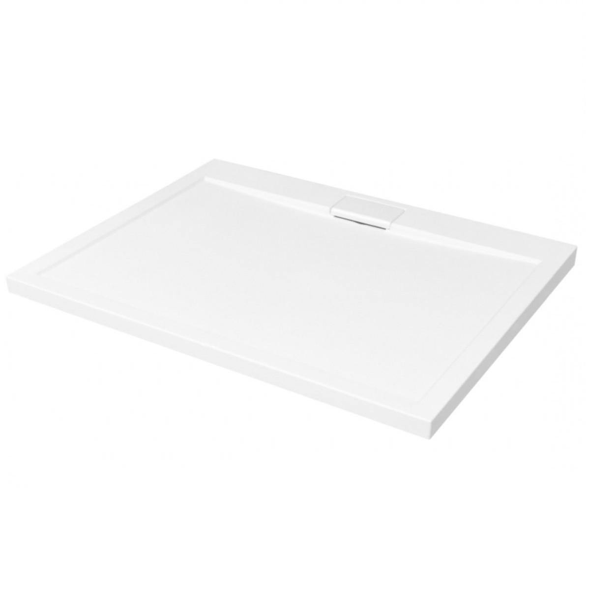 HOPA Obdélníková sprchová vanička AXIM Barevnice Bílá, Rozměr A 120 cm, Rozměr B 80 cm VANKAXIM1280BB