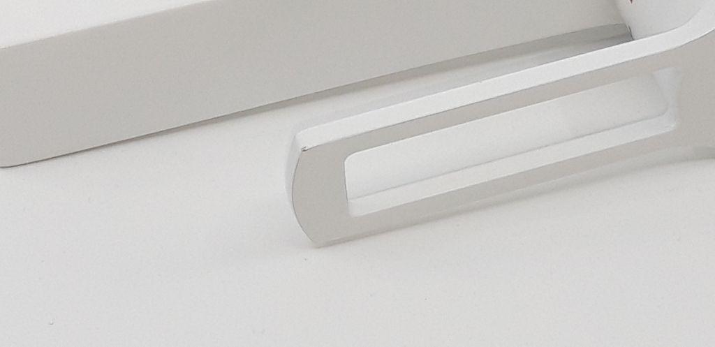 PAFFONI - Ringo West Umyvadlová baterie, matná bílá (RIN071BO) 2. jakost