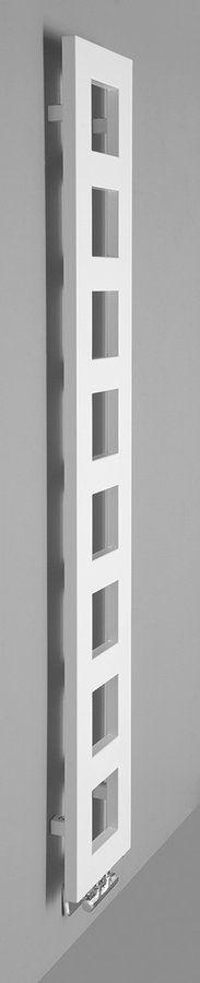 SAPHO - BLOCK otopné těleso 280x1750 mm, bílá mat (IR184)